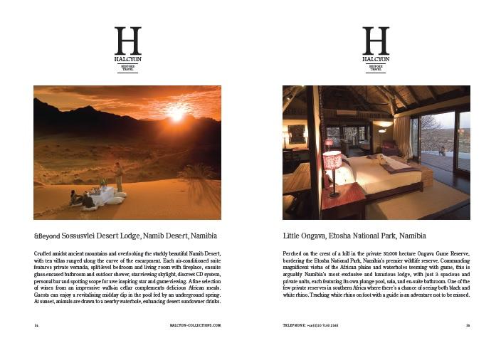 Desert Lodge Namibia