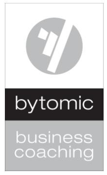 Business coaching logo