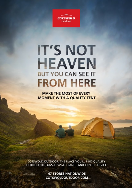 Tent heaven