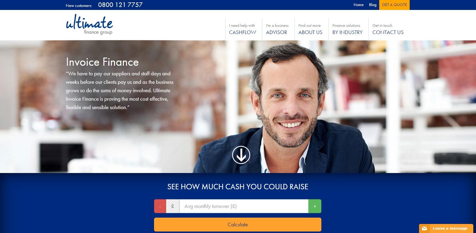 Ultimate Finance Invoice Finance V2