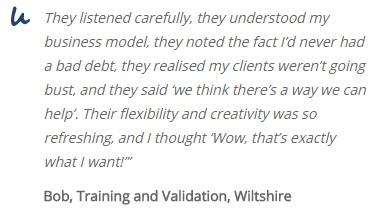 Ultimate Finance testimonial 2