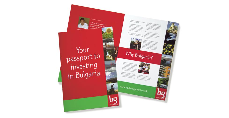 BG brochure