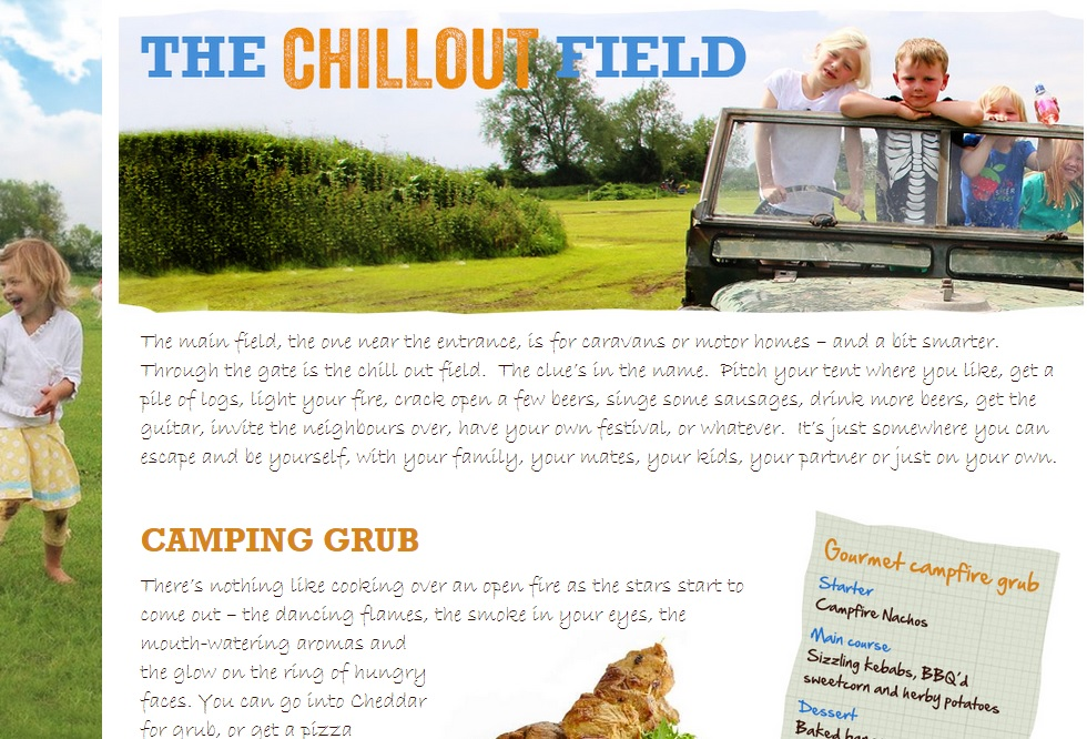 Petruth Padocks Chill Out Field