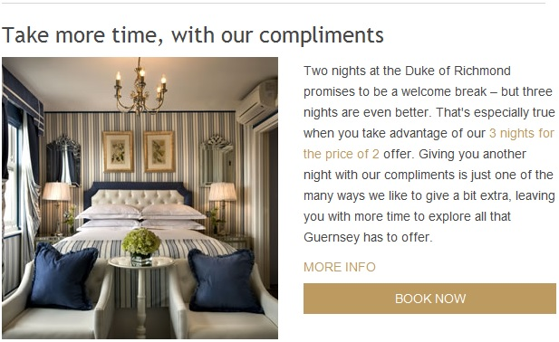 Eshot Duke of Richmond Hotel V2