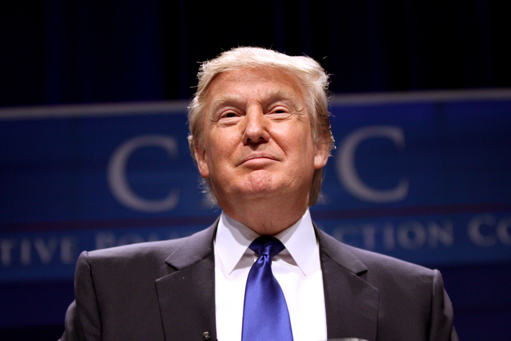 How marketing is paving the way for Donald Trump