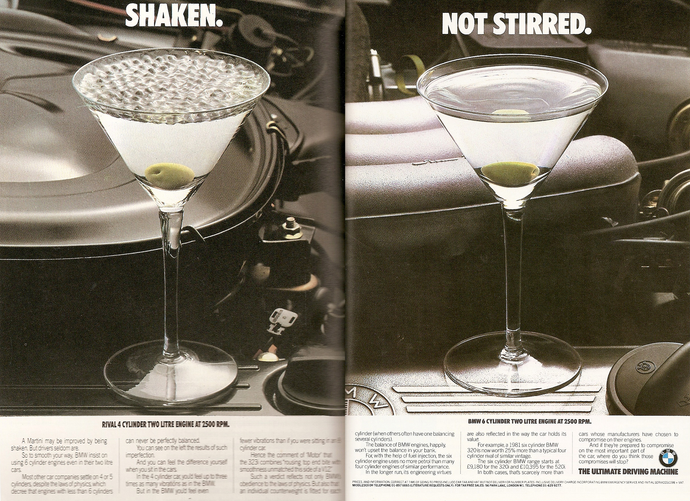 Shaken not stirred final copy