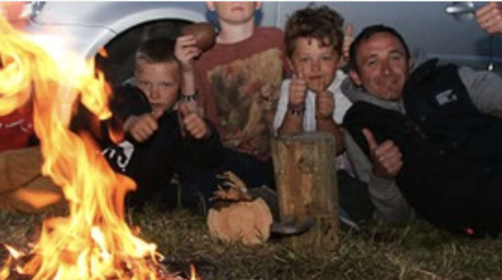 Petruth Paddocks Campsite
